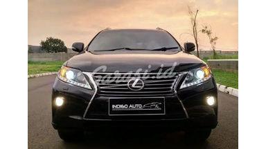 2012 Lexus RX at - HARGA KHUSUS KREDIT