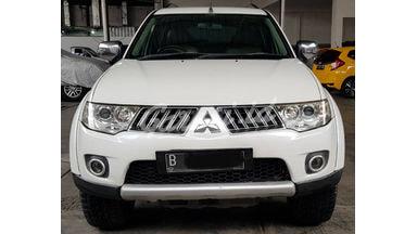 2012 Mitsubishi Pajero Sport Exceed