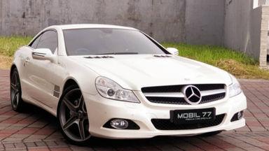 2011 Mercedes Benz Sl 300 Grand Edition - Fitur Mobil Lengkap (s-0)