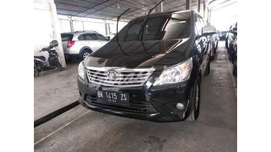 2012 Toyota Kijang Innova E - Mulus Siap Pakai