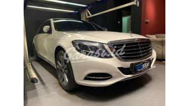 2015 Mercedes Benz S-Class 400 - Bekas Berkualitas