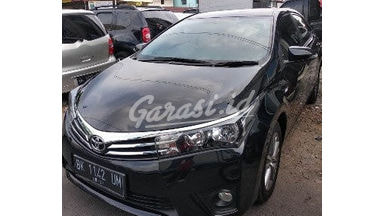 2016 Toyota Corolla Altis - SIAP PAKAI