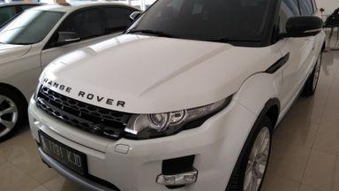 2013 Land Rover Range Rover Evoque - Istimewa Siap Pakai