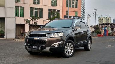 2013 Chevrolet Captiva - Termurah