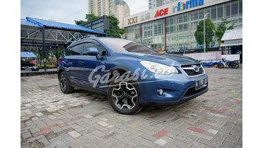 2013 Subaru XV XV CVT AWD - Mewah Berkualitas Siap Pakai