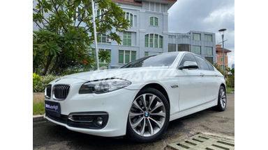 2017 BMW 5 Series 520i Luxury