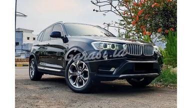2016 BMW X3 xDrive20i Luxury