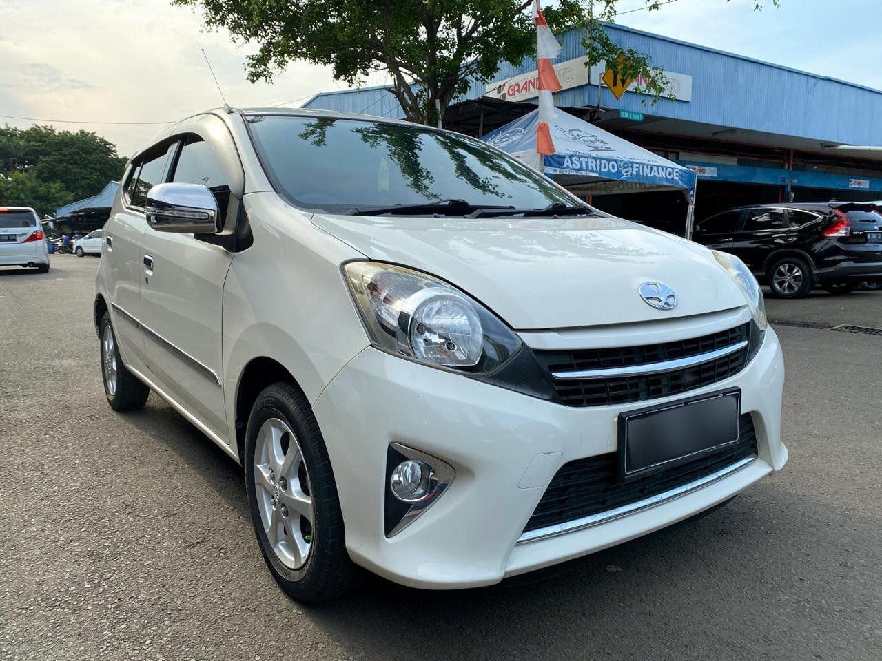 2015 Toyota Agya G