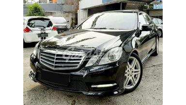 2012 Mercedes Benz E-Class E300 Avantgarde