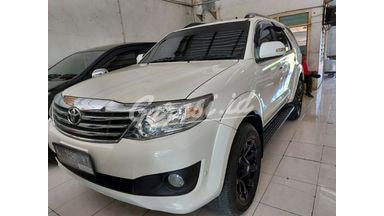 2012 Toyota Fortuner G - Terawat