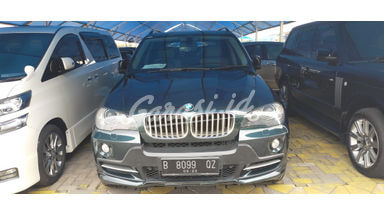 2007 BMW X5 at - Mewah Siap Pakai