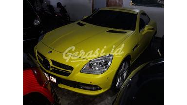 2012 Mercedes Benz Slk 200 - Siap Pakai