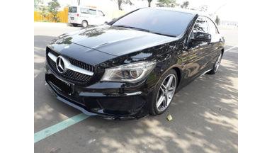 2015 Mercedes Benz CLA-Class Sport - Jarang Pakai