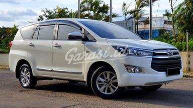 2019 Toyota Kijang Innova G AT