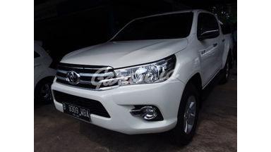 2019 Toyota Hilux V - Barang Bagus Dan Harga Menarik