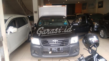 2013 Toyota Hilux Pick Up Box - Kondisi Terawat Siap Pakai