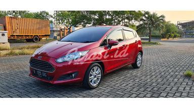 2015 Ford Fiesta Trend