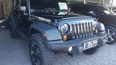 2013 Jeep Wrangler RUBICON - Tangguh Super Istimewa