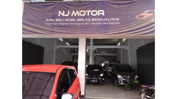 NJ Motor 2 telagasari