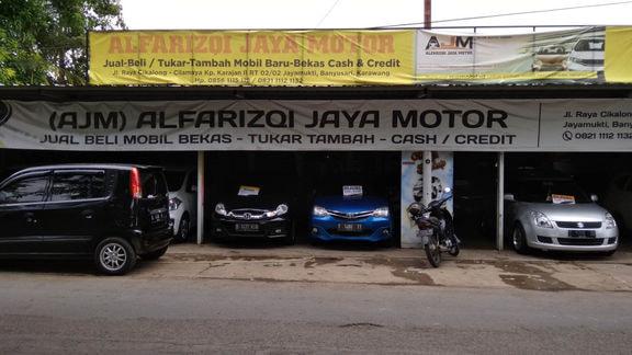 Alfarizqi Jaya Motor 2 cilamaya
