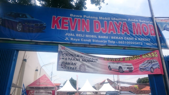 Kevin Djaya Mobil