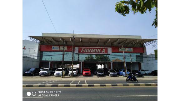 Formula Motor Sultan Agung