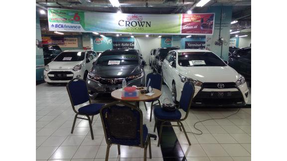 CROWN Autocars DTC lt.6