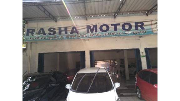 Rasha Motor 2 - Mustika Jaya
