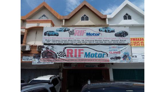 RIF Motor Harapan Indah