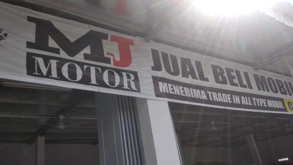 MJ motor sumber