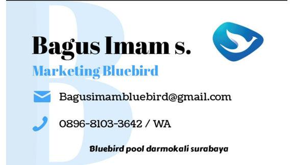 Bluebird Surabaya - bagus imam marketing resmi