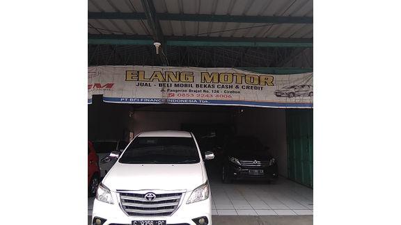 Elang motor