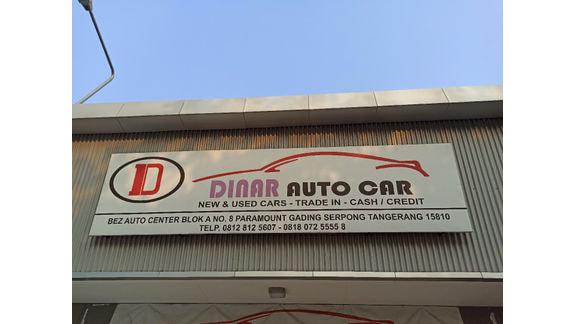 Dinar auto car