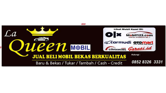 La Queen Mobil