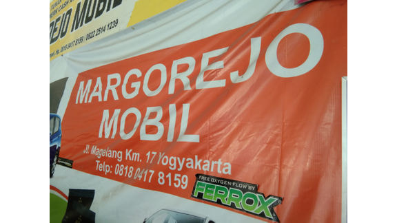 Margorejo Mobil 3