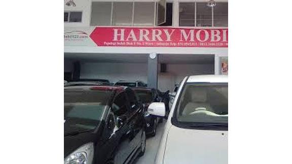 Harry Mobil 2 Pepelegi