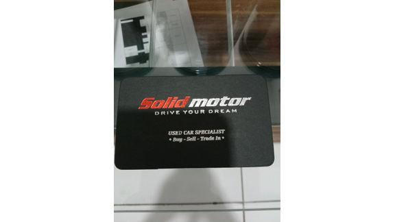Solid Motor