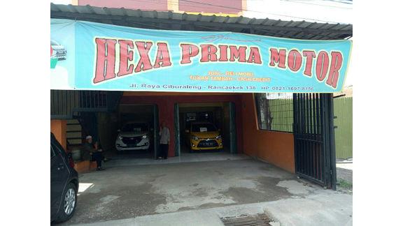 HEXA PRIMA MOTOR