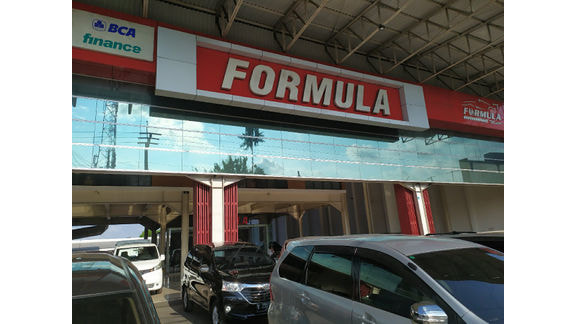 Formula Motor