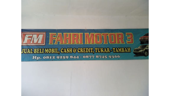 Fahri Motor 3