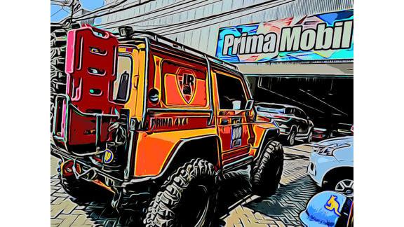 Prima Mobil Malang - Awang