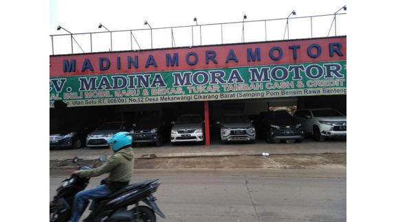 CV. Madina Mora