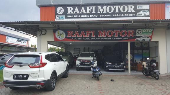 RAAFI MOTOR