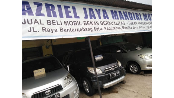 Azriel Jaya Mandiri motor 2