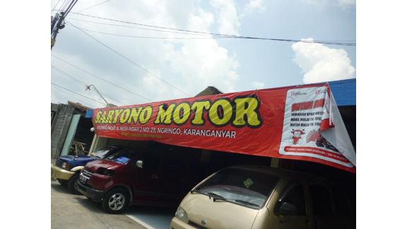 Saryono Motor 2