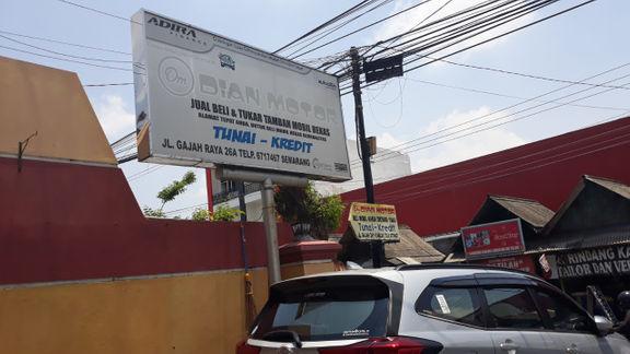 Dian Motor - Semarang 1