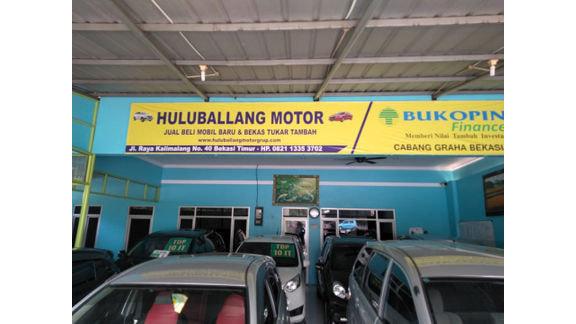 Huluballang Motor 4