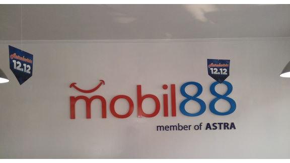 Mobil 88 Pasteur -Inggrit