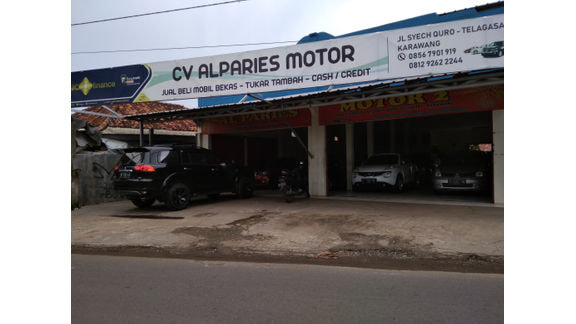 Al Paries Motor dua