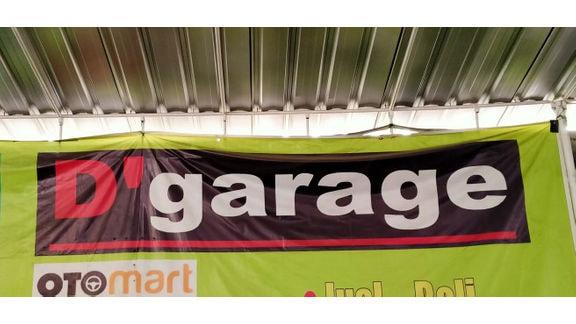 d'garage 3